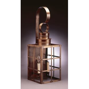 Affordable Suffolk 2-Light Outdoor Wall Lantern By Northeast Lantern