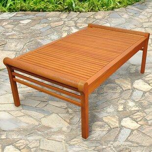 Free S&H Samoa Side Table