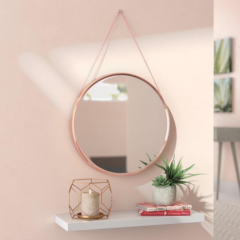 Wrought Studio Rhein Accent Mirror