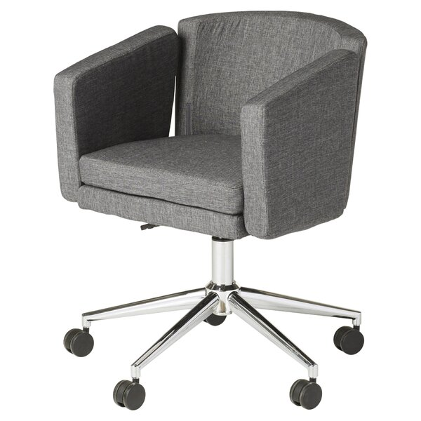 Cloth Office Chairs In Fabric Office Chairs Youll Love Wayfair