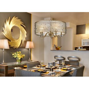 Willa Arlo Interiors Hermione 5-Light Chandelier
