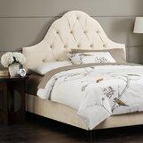 Handley Upholstered Panel Headboard by House of Hampton®
