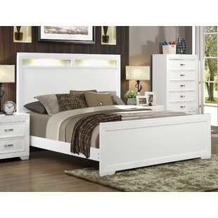 Top Brands of Ellington Circle Panel Bed by Red Barrel Studio Reviews (2019) & Buyer's Guide