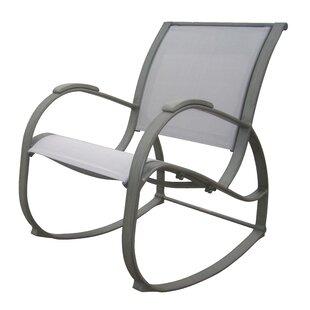 Panama Jack Outdoor Newport Beach Rocking Chair
