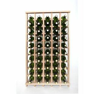Premium Cellar Series 50 Bottle Floor Wine Rack Best Deals