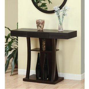 Mcgowan Wooden Console Table