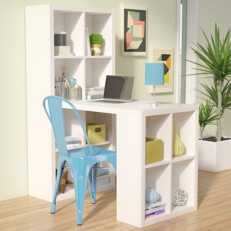 Am Studio Hollow Core 12 Cubicle Desk Reviews Wayfair