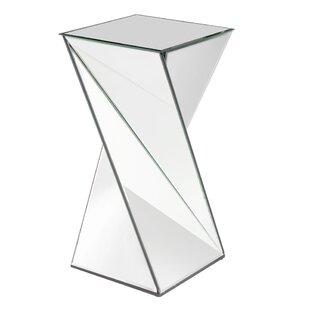 Selena End Table by Orren Ellis
