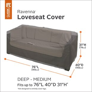 Freeport Park Love Seat Cover
