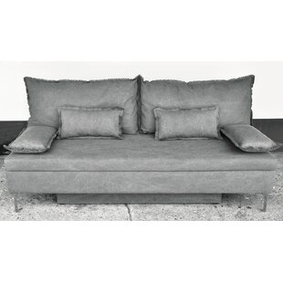 Pastel 3 Seater Sofa Bed By Happy Barok