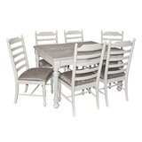 Slater 7 Piece Dining Set by Powell Furniture
