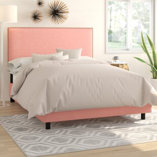Upholstered Panel Bed by Wayfair Custom Upholstery™