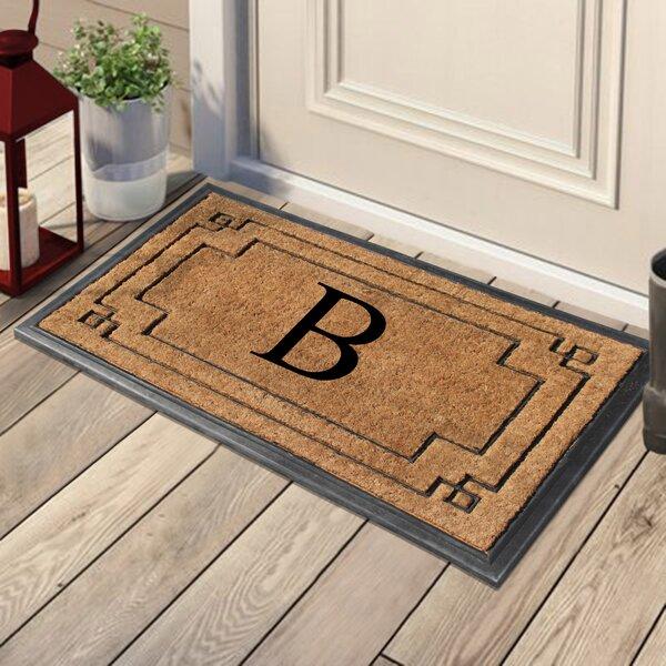 Gracie Oaks Bendon 36 X 24 Non Slip Outdoor Door Mat Wayfair