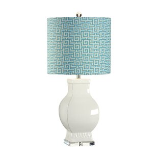 Bordered Urn 32 Table Lamp