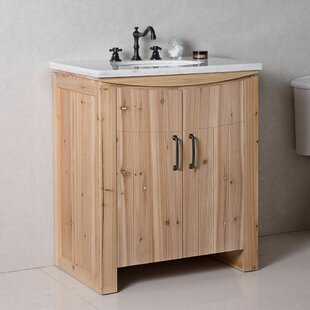 30 Single Bathroom Vanity Set by Bellaterra Home