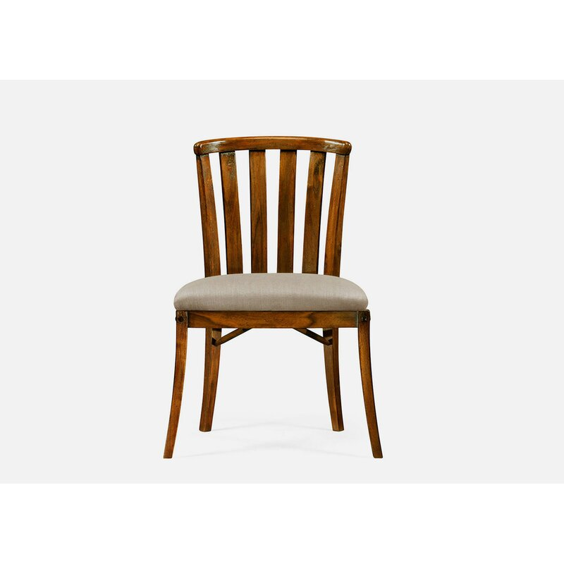 Jonathan Charles Fine Furniture Curved Back Solid Wood Dining Chair Wayfair