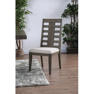Gisla Upholstered Dining Chair (Set of 2)