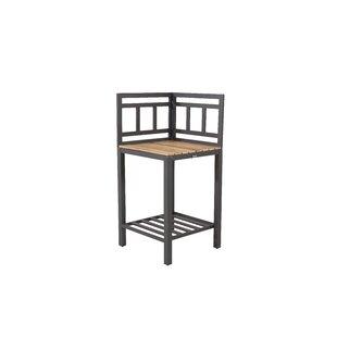 Anoki Aluminium Dining Table By Ebern Designs