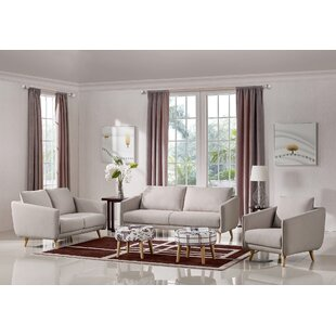 Bargain Kamren Configurable Living Room Set by George Oliver Reviews (2019) & Buyer's Guide