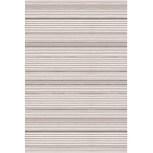 Handwoven Platinum Indoor/Outdoor Area Rug
