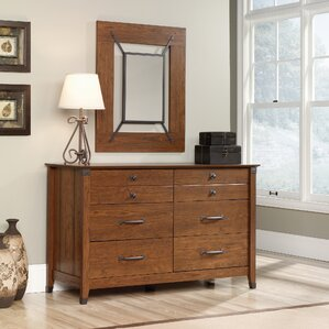 Newdale 6 Drawer Dresser by Loon Peak