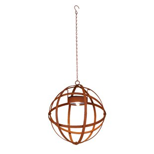Pelham 1-Light Outdoor Pendant By Alpen Home