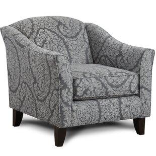 Merveilleux Cargin Paisley Armchair