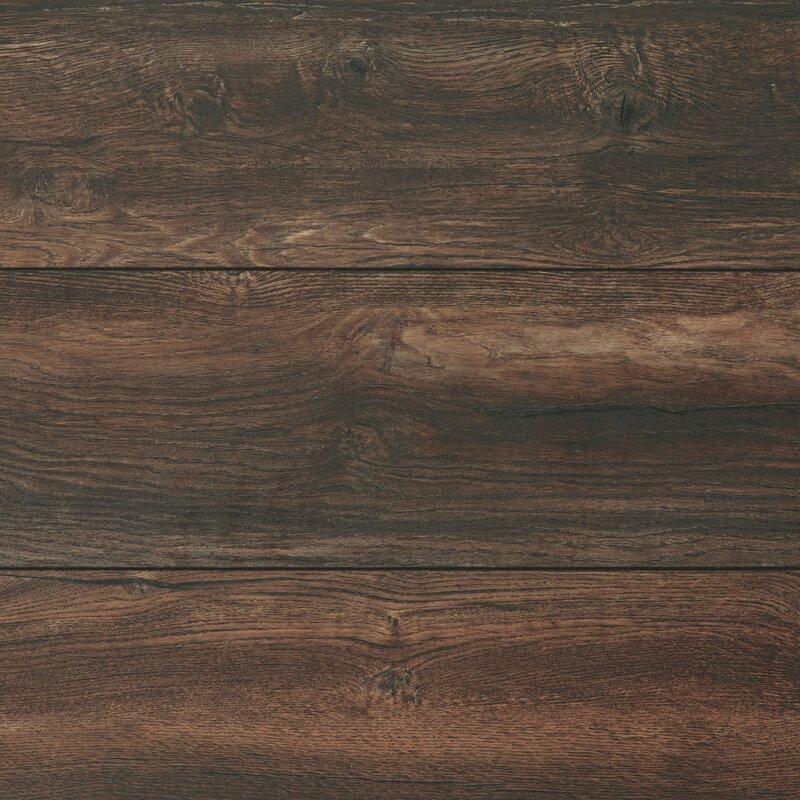 American Concepts 7 X 47 X 12mm Oak Laminate Flooring Wayfair