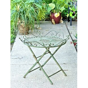 August Grove Maura Folding Bistro Table