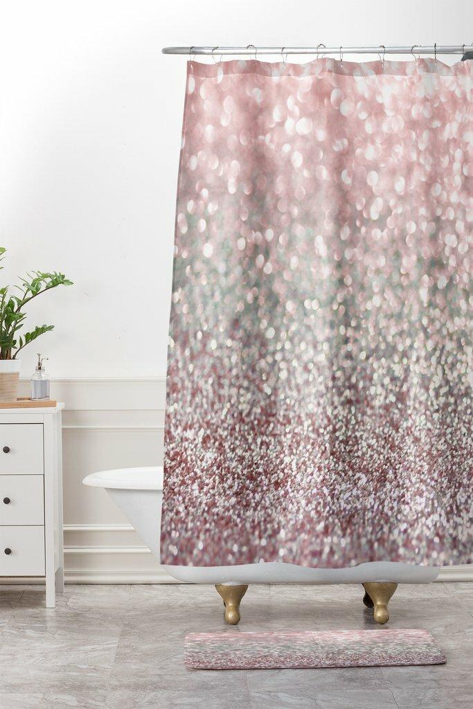 East Urban Home Snowfall Non Slip Bath Rug Reviews Wayfair