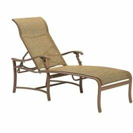 Tropitone Ravello Reclining Chaise Lounge
