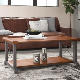 Larimer Coffee Table by Trent Austin Design Best #1