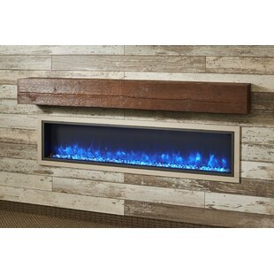 Gallery Linear Wall Mounted Electric Fireplace by The Outdoor GreatRoom Company