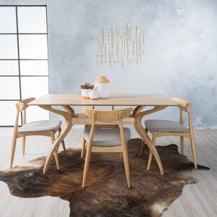 Caleta 5 Piece Dining Set Corrigan Studio