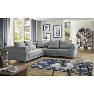 Klingensmith Sleeper Sectional by Red Barrel Studio Best #1