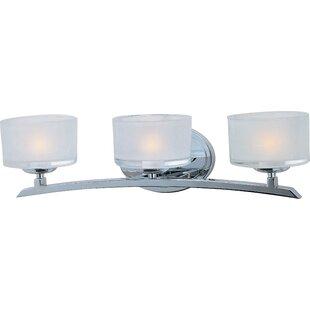 Affordable Ellisville 3-Light Vanity Light By Red Barrel Studio
