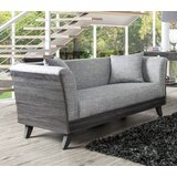 Dallon 59.5 Flared Arm Loveseat by Foundry Select