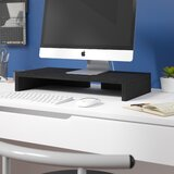 Koreana Stackable Desktop Shelf Organizer and Monitor Stand