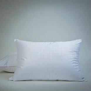 Plush Perfect Soft Gel Fiber Pillow (Set of 2)