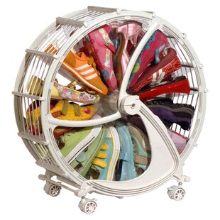 Rakku Children's 20 Pair Shoe Wheel Rakku