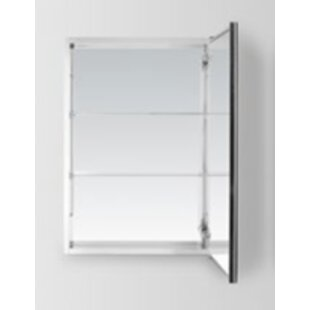 Winfrey 70cm X 50cm Surface Mount Mirror Cabinet By Mercury Row