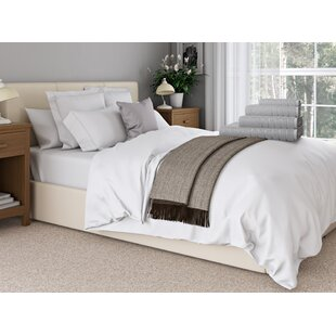 Review Eton Upholstered Ottoman Bed