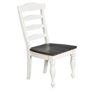 Villepinte Ladderback Dining Chair August Grove