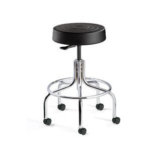 ErgoLux Backless Stool with Footring