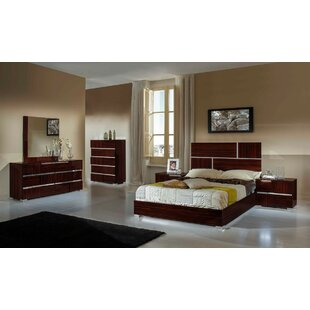 Falbo Panel Configurable Bedroom Set by Orren Ellis