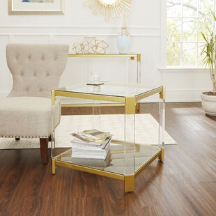 Everly Quinn Hythe 3 Piece Coffee Table Set