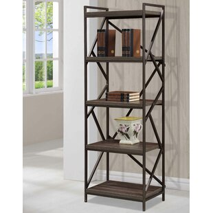 Affordable Liao Etagere Bookcase By Wrought Studio