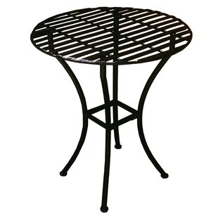Round Bistro Table by Pangaea Home and Garden Modern