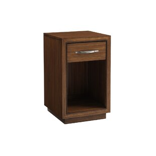 Kitano Sinclair 1 Drawer Nightstand