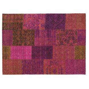 Teppich Crawford In Violett